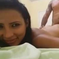 Novinha Safadinha Gravou Fazendo Sexo Gostoso