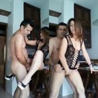 Mulher do vereador flagra seu marido metendo na sua cunhada safada