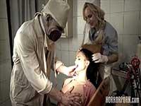 Porno Macabro Dentista e Sua Auxiliar Estuprando a Paciente Anestesiada